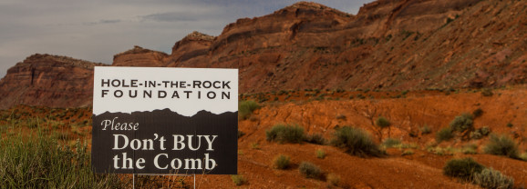 Comb Ridge Sale Update & Action Alert