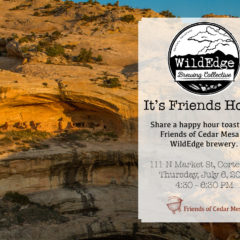 Friends Hour at WildEdge Brewing